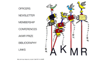 Tablet Preview of akmr.org